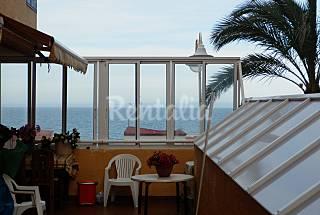 Apartamento para 2-4 personas en 1a línea de playa Alicante