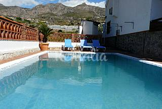 House for rent 6 km from the beach Granada