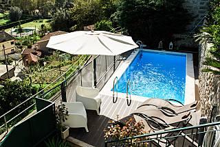 Casa de Montanha com piscina privada. Braga