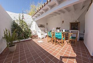 Casa para 9-11 personas en Mercadal (Es) Menorca