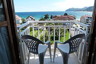 Apartment with 2 bedrooms only 200 meters from the beach Cantabria