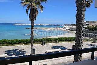 Sul mare di Otranto splendida vista mare