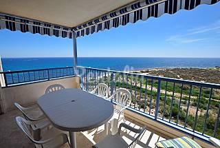 Apartamento para 6 personas a 20 m de la playa Alicante