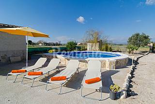 TRES POUS - Villa for 4 people in Montuiri. Majorca