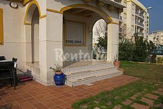 Villa de 2 habitaciones a 80 m de la playa Valencia