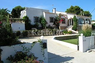 Villa para 8 personas a 2 km de la playa Alicante