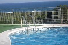 Impresionantes vistas mar, piscina y cerca playa  Tarragona