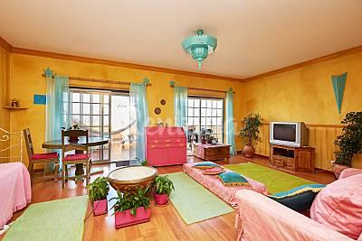 Casa de 3 habitaciones a 700 m de la playa Lisboa