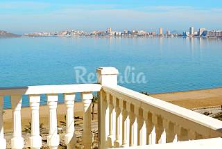 Apartment for 4-5 people only 50 meters from the beach Murcia