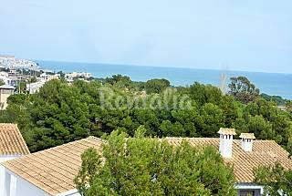 Atico, Terraza vistas Mar, Montaña y Piscina Castellón