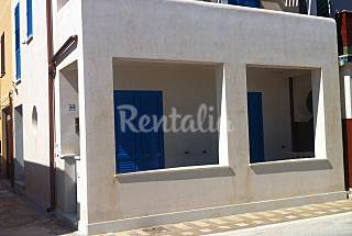 Apartment for 3-5 people on the beach front line Trapani