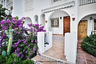 Apartamento para 4 personas a 50 m de la playa Almería