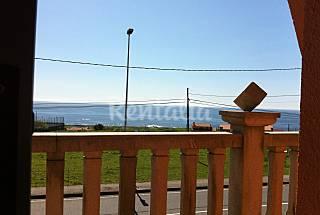 Apartamento para 4 pessoas a 1000 m da praia Pontevedra