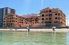 Apartamento en alquiler en 1a línea de playa Murcia