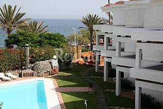 Apartment in first row in Playa del Inglés Gran Canaria