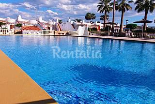 Adosado con piscina a 800 m de la playa Alicante