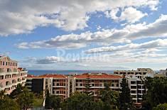 Apartamento com 2 quartos a 600 m da praia Ilha da Madeira