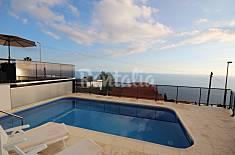 Casa de 3 habitaciones a 150 m de la playa Ilha da Madeira