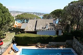 Villa de 7 habitaciones a 1200 m de la playa Girona/Gerona
