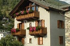 Apartments for 2-6 people Bormio Sondrio