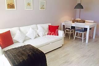 Apartamento de un dormitorio en 1a línea de playa Alicante