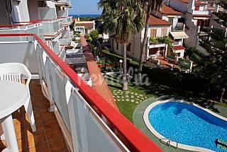 Apartamento para 2-4 personas a 800 m de la playa Tarragona