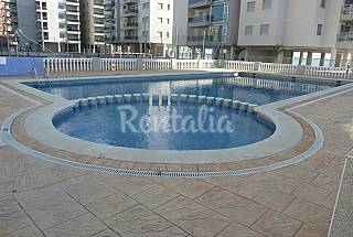 Apartment with 1 bedrooms only 50 meters from the beach Murcia