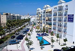 Apartamentos para 6 personas a 200 m de la playa Málaga