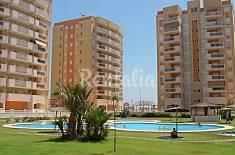 La Manga  Canal del estacio - piscina -  1º linea Murcia