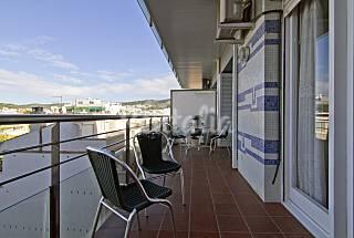 Apartamento de 3 habitaciones en 1a línea de playa Barcelona