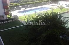 Apartamento de 2 habitaciones a 500 m de la playa Almería