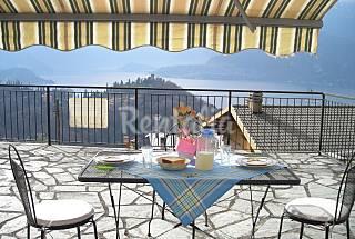 Rifugio Romantico a Perledo Lago di Como Lecco