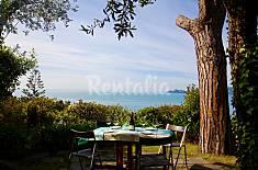 Villa für 8 Personen, 400 Meter bis zum Strand Genua