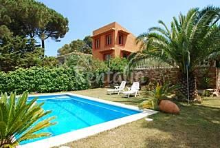 Villa en alquiler a 1500 m de la playa Girona/Gerona