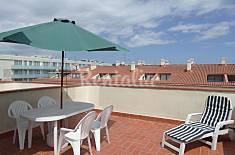 Apartamento-Ático a 50m de la playa Girona/Gerona