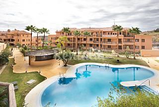 Two spacious 2 bedroom apartments Málaga