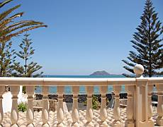 House for rent on the beach front line Fuerteventura