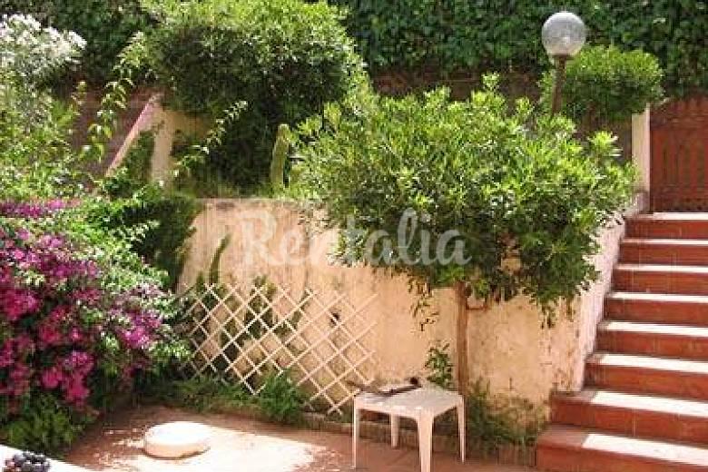 Apartment Outdoors Latina Sabaudia House