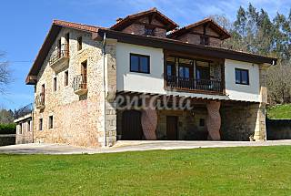 2 Apartments with 2 bedrooms 10 km from the beach Cantabria