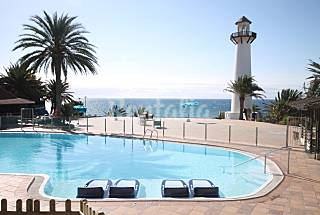 Nice apartment with sea view in Playa del Aguila  Gran Canaria