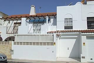 Casa para 6-8 personas a 500 m de la playa Almería