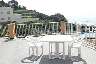 Apartment for 6-8 people only 200 meters from the beach Genoa