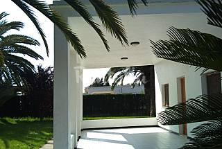 Casa con 700 m de Jardín Tropical  Valencia