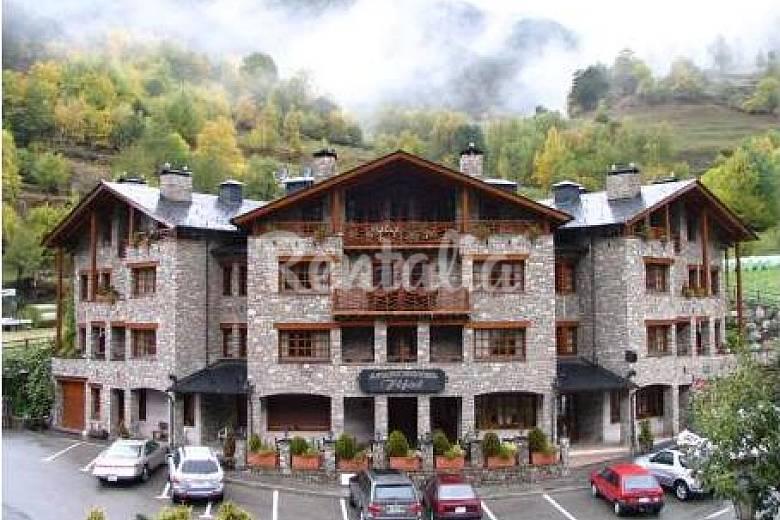 13 appartamenti in montagna con caminetto andorra - Appartamenti in montagna con piscina ...