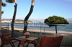 Apartamento 4 pax en 1a línea de playa a s`agaró Girona/Gerona