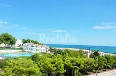 Apartamento, Terraza vista Mar, Montañas, Piscina Castellón