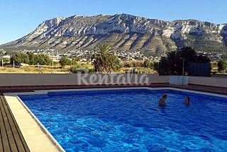 Apartment for 4-5 people only 900 meters from the beach Alicante