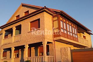 Apartamentos para alugar a 300 m da praia Pontevedra