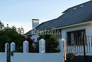 Maison pour 8-10 personnes à 7.6 km de la plage Pontevedra