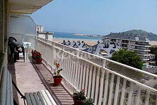 Apartment with 2 bedrooms only 50 meters from the beach Cantabria